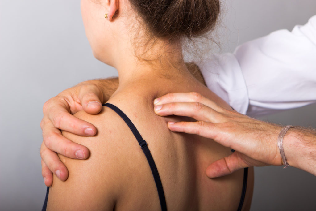 Myofascial release treatment available in St Albans