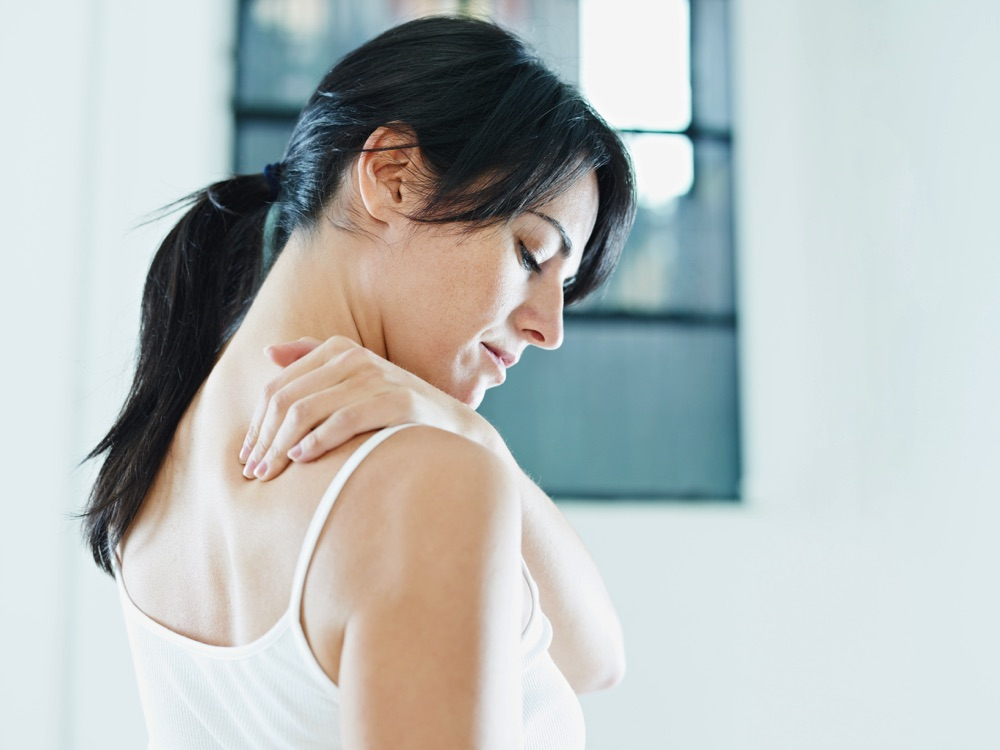 Relieve neck pain and shoulder tension in St Albans or London