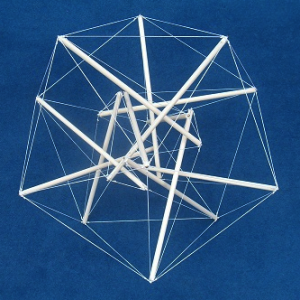 Rolfing technique uses the concept of tensegrity